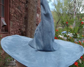 Extra Large Light blue Witch or Wizard