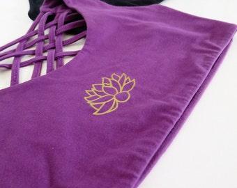 Top Yoga cotton