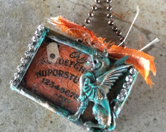 Soldered Charm Necklace