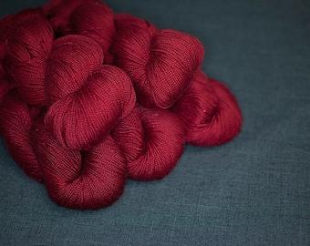 Baah Yarn - Burmese Ruby (La Jolla Collection)