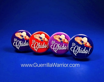 Ta Chido! (1.25 inch pin-back button)