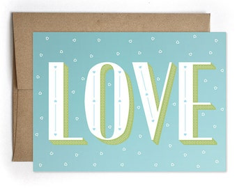 Love Cards for Him, Love Cards for Her, Card for Boyfriend, Card for Wife, Valentines Cards - Love Card