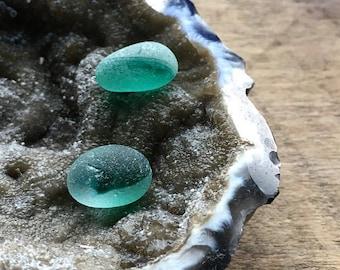 Teal Sea Glass Multis