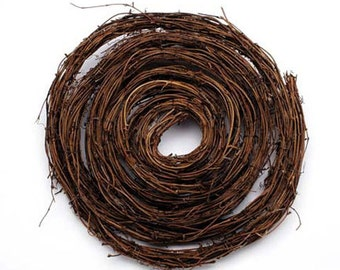 Grapevine Twig Garland- 9 feet- Natural Twig Grapevine