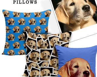 Custom Dog Pillows  | Custom Pet Pillows | Shweeet