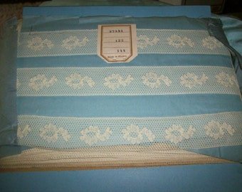 Wholesale too vintage French butter cotton lace lovely design