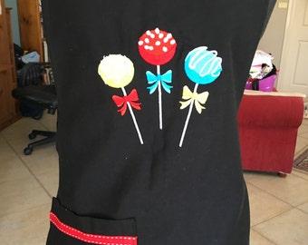 Cake Pop Apron
