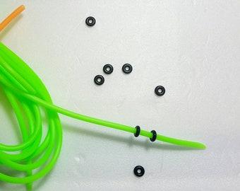4mm BLACK O Rings