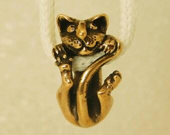 Pendant Hanging Cat