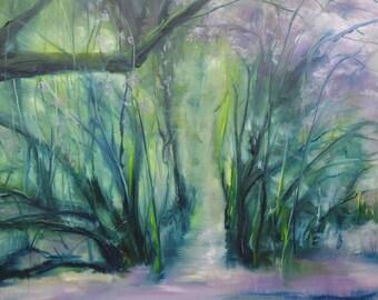 Woodland Pause