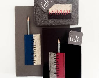 Wool Felt Sketchbook