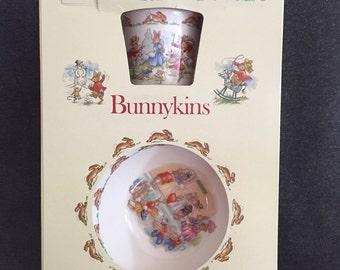 Royal Doulton Bunnykins Dish Set