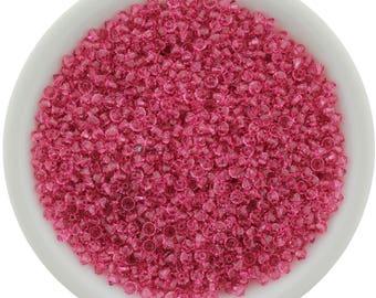72 PCS - Rose (2.5mm) Swarovski Crystal 5328 Xilion Bicones