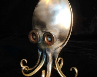 Spoon Octopus