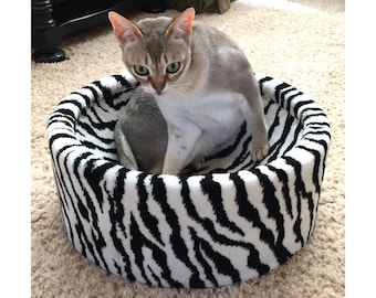 Kitty Bowl Cat Bed
