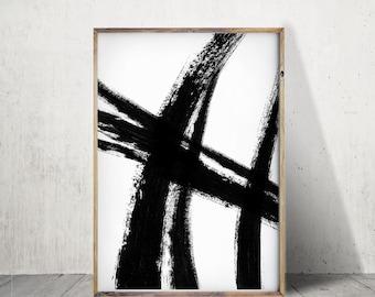 Wall Art Abstract Art Prints Abstract Wall Art Prints Black And White Prints