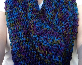 Verily Varigated Infinity Scarf