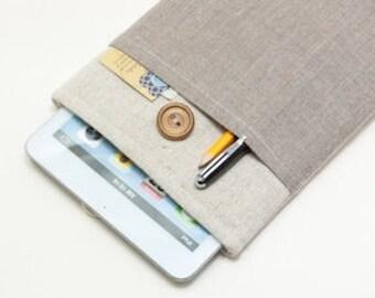 30% OFF White Linen Samsung Galaxy Tab S3 Case. Galaxy tab s2 case. galaxy book case. galaxy tab pro s case. samsung galaxy tab e case