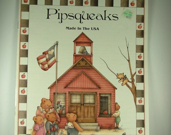 Pipsqueaks-Made in the USA by Kathi Walters