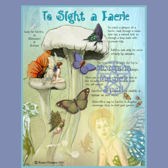 Sight a Faerie