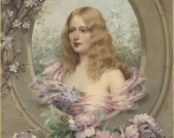 Forever Rose Perfume Oil 1/2 Oz, Romantic Perfume, Victorian Perfume, Rose Perfume, Feminine Perfume, Fantasy Perfume, Romantic Fragrance