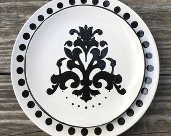 Candlewick and American Sweetheart Place Setting