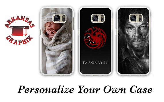 Customized Galaxy & iPhone Cases Print Any Logo, Picture or Design Galaxy S7, S6, S7 Edge, S8 , Iphone 6/6s +, Iphone 7 and Iphone 7+ Plus