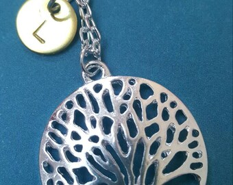 ZEN - Tree of Life 925 Sterling Silver pendant necklace