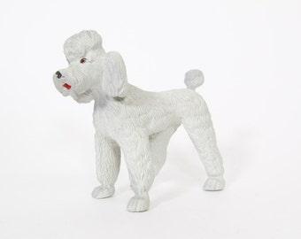 Vintage 1974 Imperial Poodle Toy