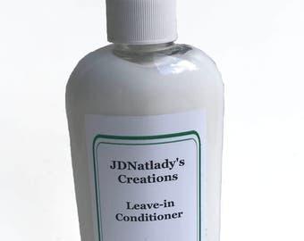 Lemongrass - Lavender - Leave-in Conditioner - Curly Hair - Aloe Vera - Argan Oil - Hair Conditioner - Natural Hair - conditioner spray