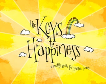 The Keys to Happiness - Calendar