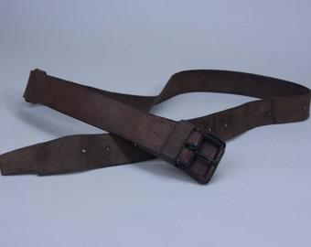 Leather Belt (1330-10-G1319)