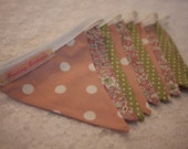 Small Classic Bunting