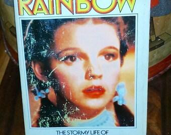 Rainbow Judy Garland Vintage Paperback Book