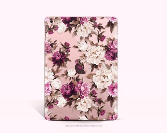 iPad 4 Case Floral iPad mini 4 Case Rubber iPad Air 2 Case Floral Gold Rose iPhone Case Rubber iPad Mini 2 Case CLEAR iPad Mini 4 Case