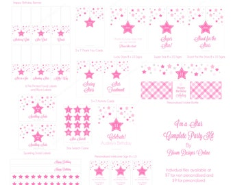 Star Complete Party Kit by Bloom