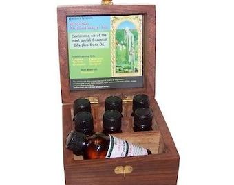 Mini Plus Aromatherapy Kit - Box
