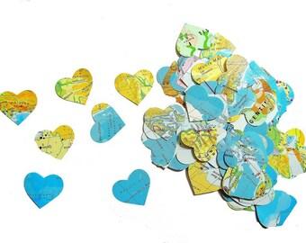 300 Atlas - new size heart confetti