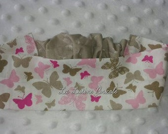 Butterflies design baby headband