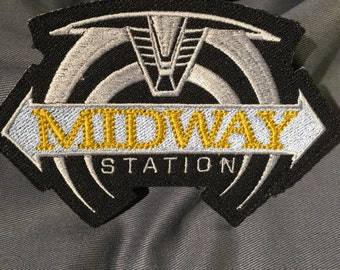 Midway Station Patch