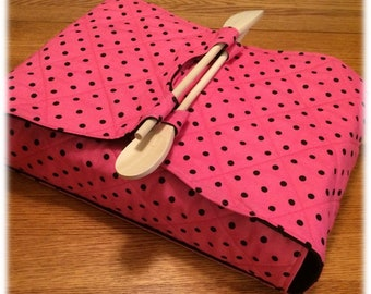 Casserole Carrier with solid base
