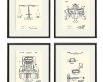 Lawyer art patent print law office art print patent poster lawyer wall art vintage law office decor lawyer gift for lawyers Judge Gifts