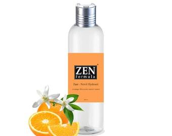 Mothers Day gift / Neroli Facial Toner/ Organic Floral Water/ Orange Blossom Water/ Facial Toner For Dry Sensitive Skin/ Neroli toner