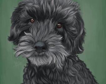 Pet Portraiture