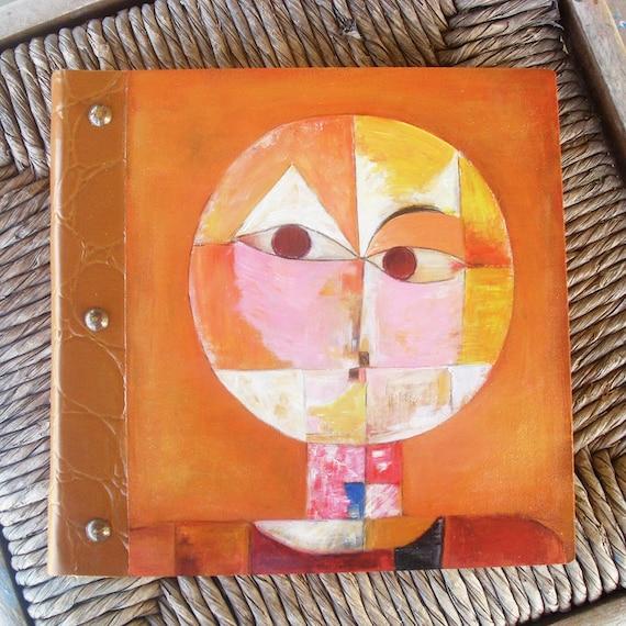 Photo Books, Photobook, Photo Album, Photo Album Book, Wooden Photo Album, Totally Handmade Album, FACE