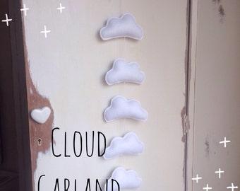 White Cloud Garland