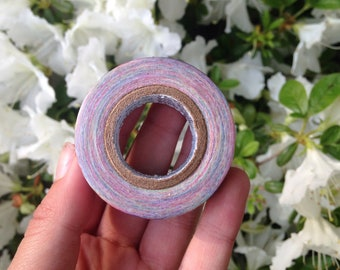 Rainbow Tye Dye Washi Tape