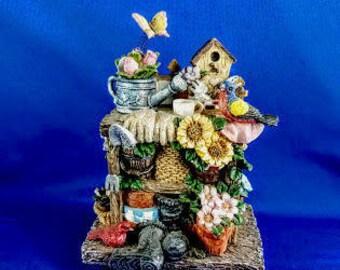 Gardener's Music Box
