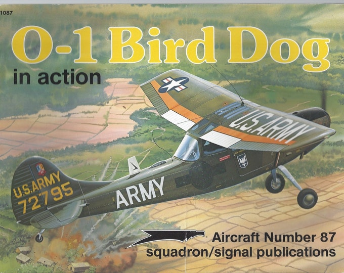 O-1 Bird Dog in action - Aircraft No. 87 (Paperback)