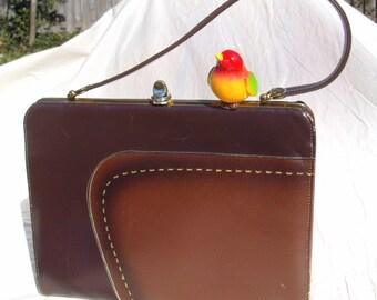 Handbag Leather Vintage